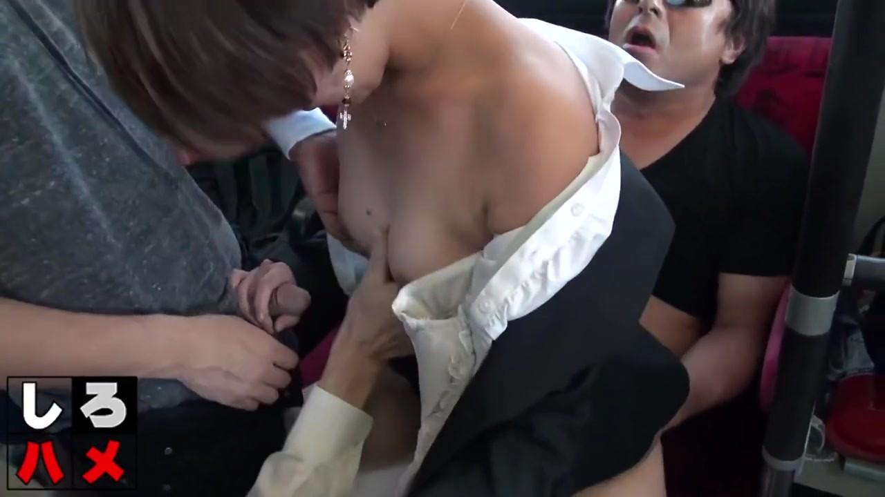 Amateur Real Creampie Sex In Bus