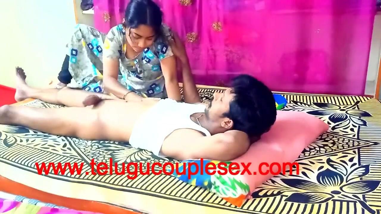 Indian Telugu Couple MMS