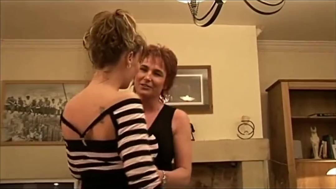 Wife swapping at swingers party.