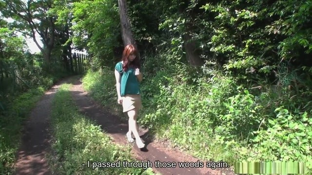 Sweet Eri Makino was very curious about things she saw the other day