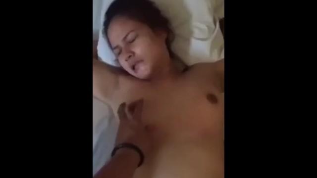 Asian cumshot