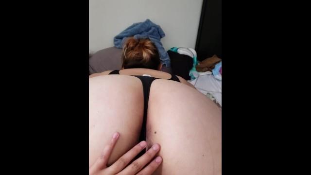 My Girlfriend's Jiggly Butt (POV)