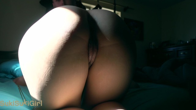 Asian Goddess Assfucked doggystyle dripping pussy