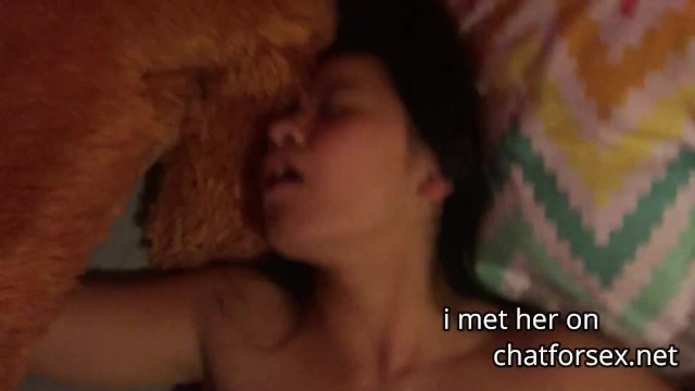 Fucking my Asian Sidechick while her Parens at work