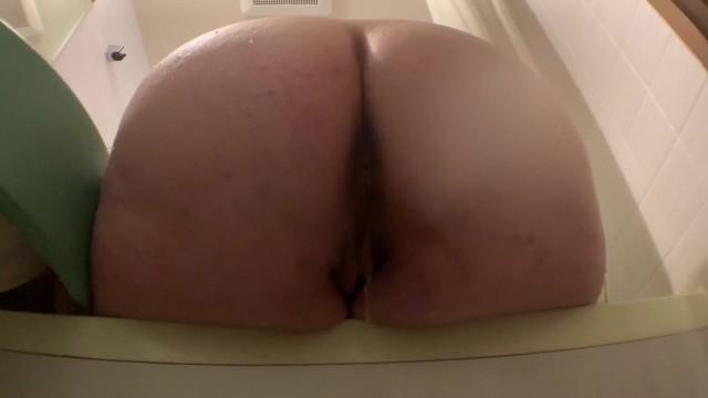 150cm Big Ass Shower & dynamic pee