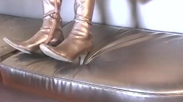 Asian Boots Scene 24